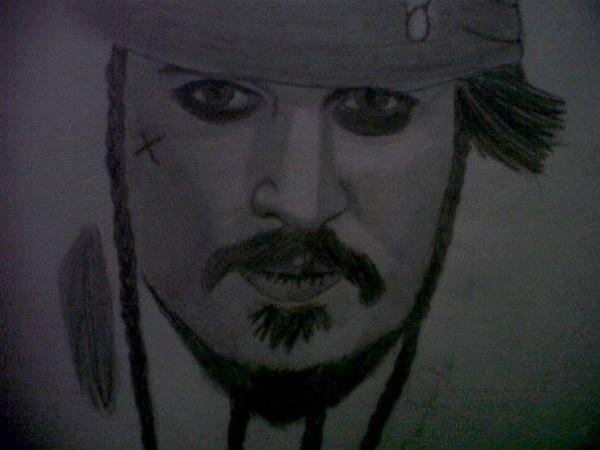 Johnny Depp by Celine29570